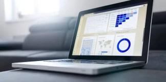 Zertifikate handeln Laptop Risikotoleranz