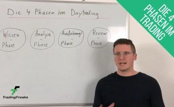4 Phasen Trading