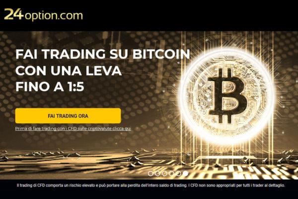 Comprare Bitcoin 24Option
