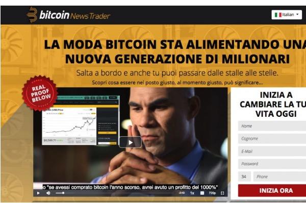 Bitcoin News Trader Testimonial