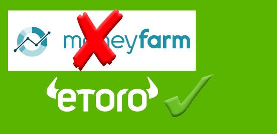MoneyFarm Vs eToro