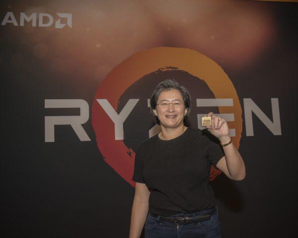 Lisa Su Ryzen