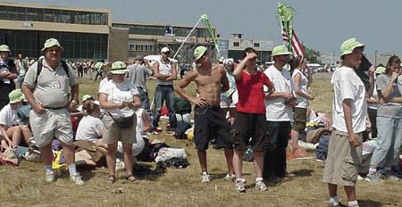 Papal Woodstock Mess I