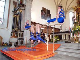 Gymnastic Mess