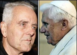 Richard Williamson & Benedict-Ratzinger