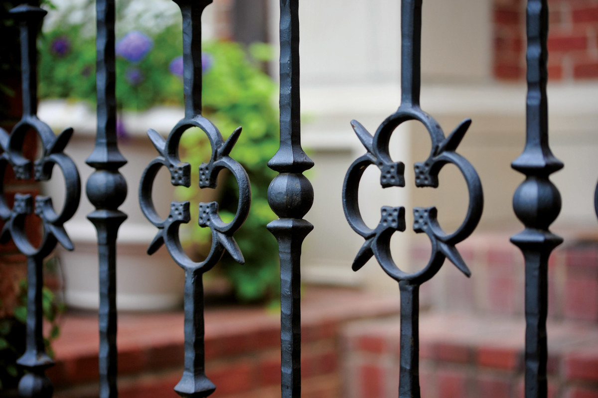 Metalwork For Traditional Building An Expert Opinion
