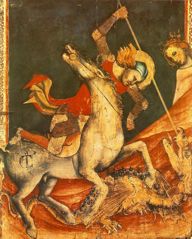 George_'s Battle with the Dragon_VITALE DA BOLOGNA