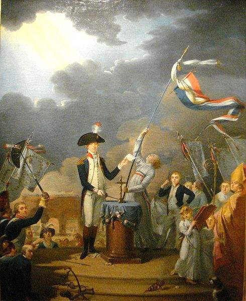 490px-Le_serment_de_La_Fayette_a_la_fete_de_la_Federation_14_July_1790_French_School_18th_century