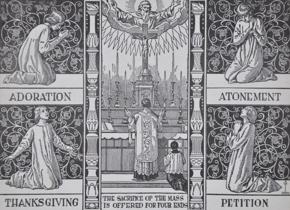 Image result for christ crucified chalice mass