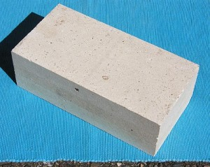 Firebrick also called as fire clay brick.
