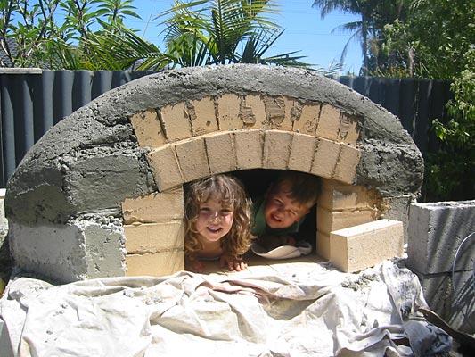 Chimney Building Block