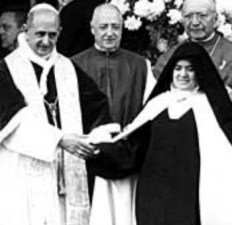 Image result for Pope Paul VI refuses to speak to Sr. Lucia of Fatima