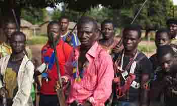 Anti-Baluka militia