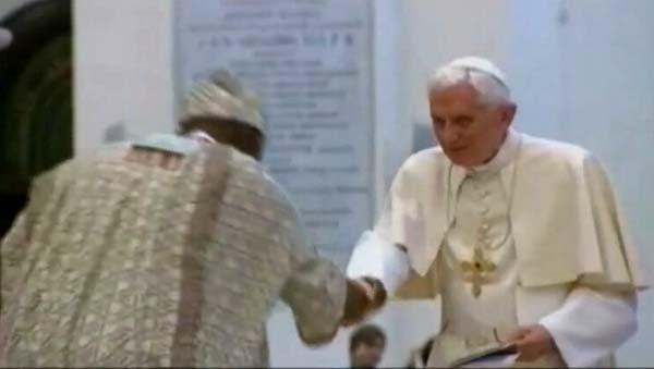 Assisi Interfaith Meeting 2011 - voodoo 02