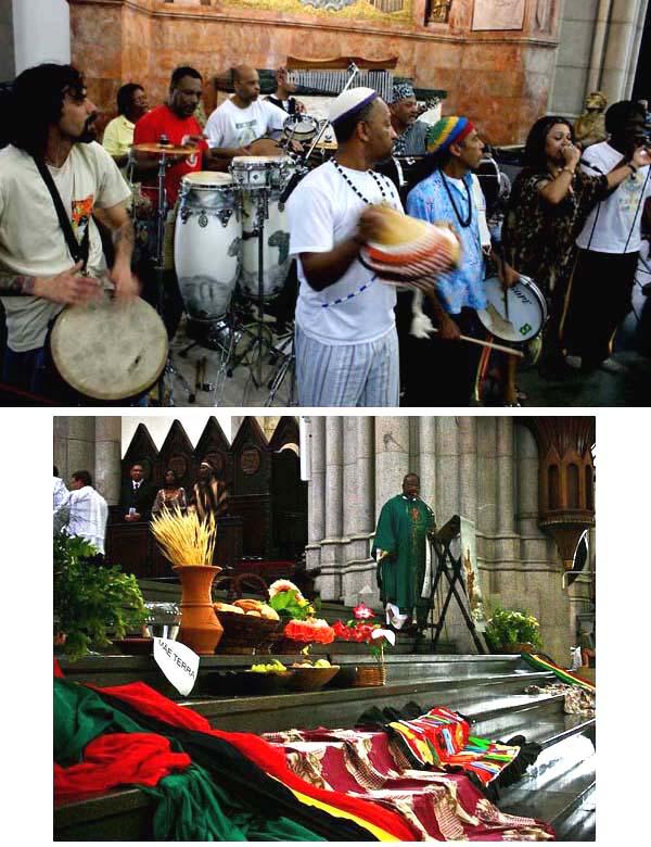 Afro Mass in Brazil 03