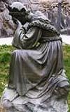 Nuestra Señora del Buen Suceso llanto