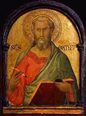 Image result for image of saint matthew