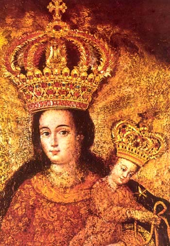 Our Lady of Las Lajas 01