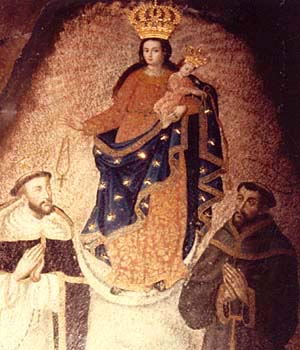 Our Lady of Las Lajas 02