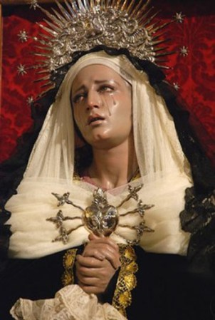 The Seven Sorrows and Seven Graces of Our Lady, Seven Dolors of ...