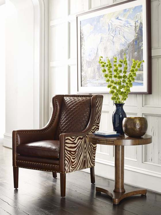 Shop For Hancock And Moore Chairs In Kansas At Traditions Furniture