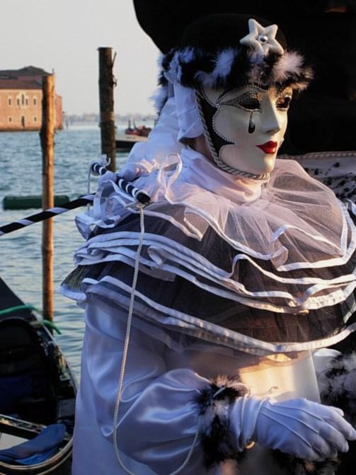 carnaval de veneza- pierrot