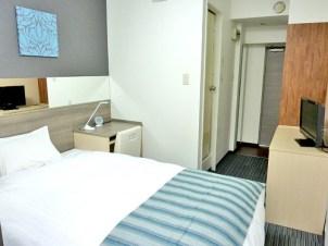 La mini camera (foto tratta dal sito dell'hotel)