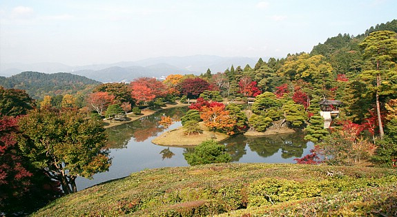 Shugakuin Imperial Villa - foto tratta da japan-guide.com