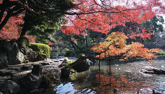 Koishikawa Korakuen a Tokyo - tratta da japan-guide.com