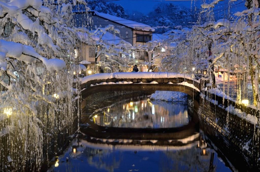 Kinosaki onsen. Immagine tratta da Jnto