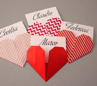 segnaposto-origami