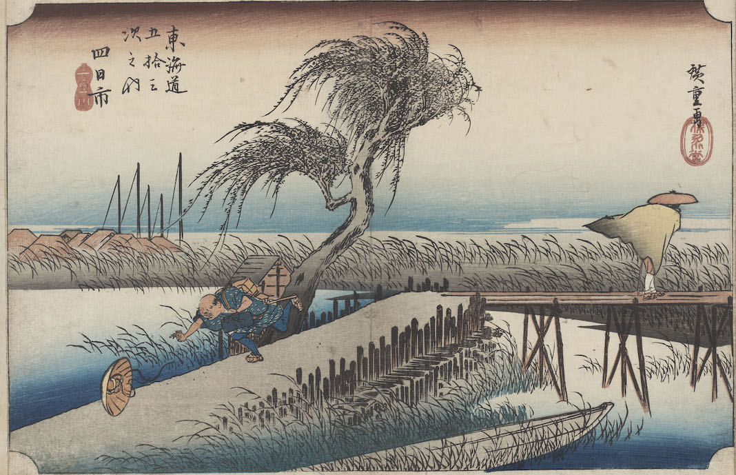Hiroshige. Visioni dal Giappone: la mostra a Roma