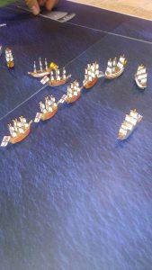 Escenario de Algeciras II