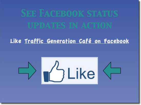 Slideshare facebook likes