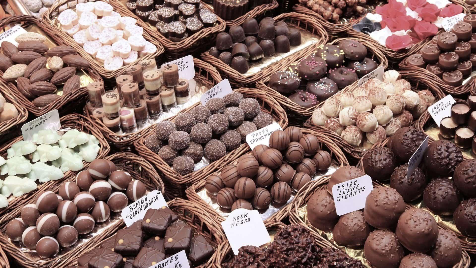 content repurposing for a chocolatiere