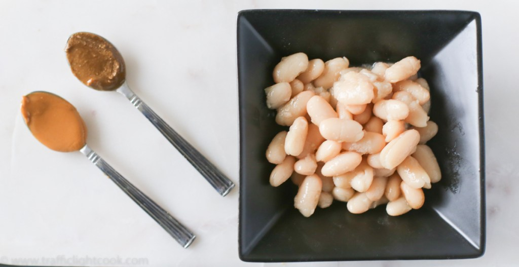 Nut & Seed Butter Vs Beans