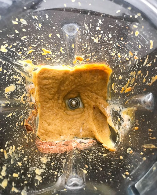 Mini Pumpkin Pie Tarts--Blend the pumpkin filling