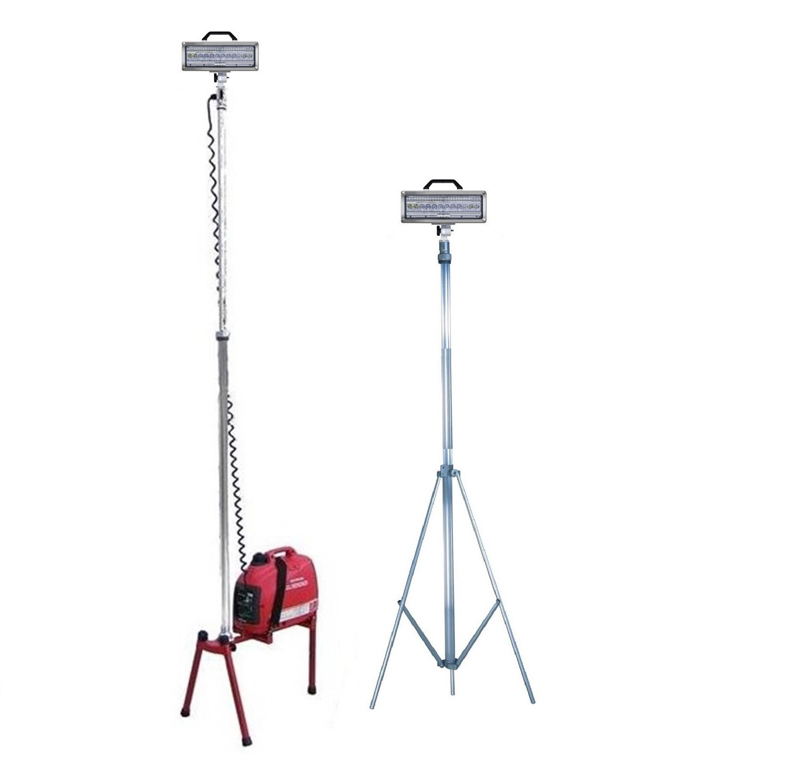 Frc Tripod Scene Light Available In Led And Halogen