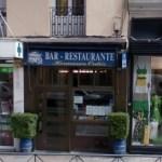 Restaurante asturiano 'Hermanos Ordás' @ Madrid