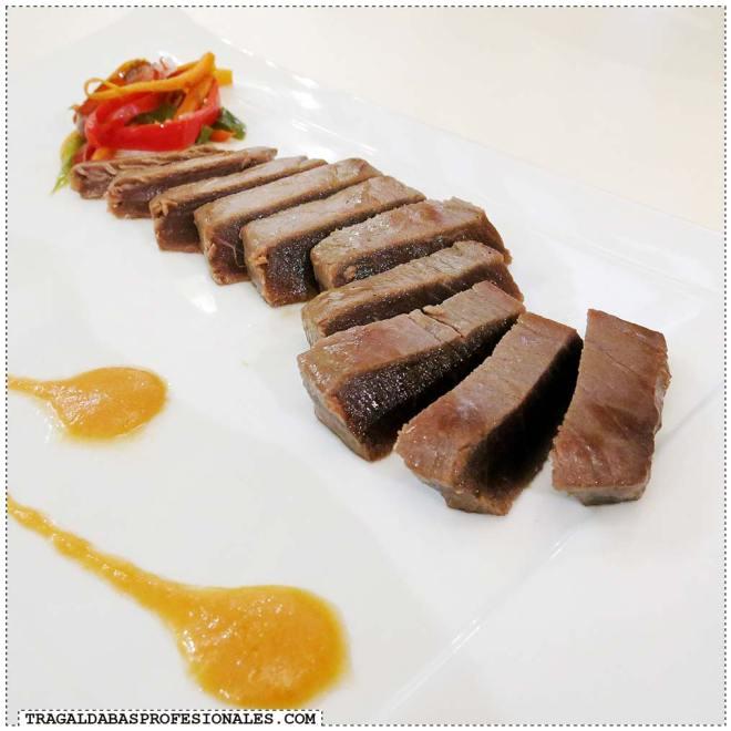 Tragaldabas Profesionales - Restaurante La Renda Javea Xabia Tataki Atun