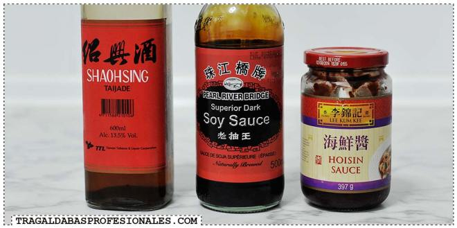 Tragaldabas Profesionales - Char siu - Cerdo barbacoa BBQ - Condimentos