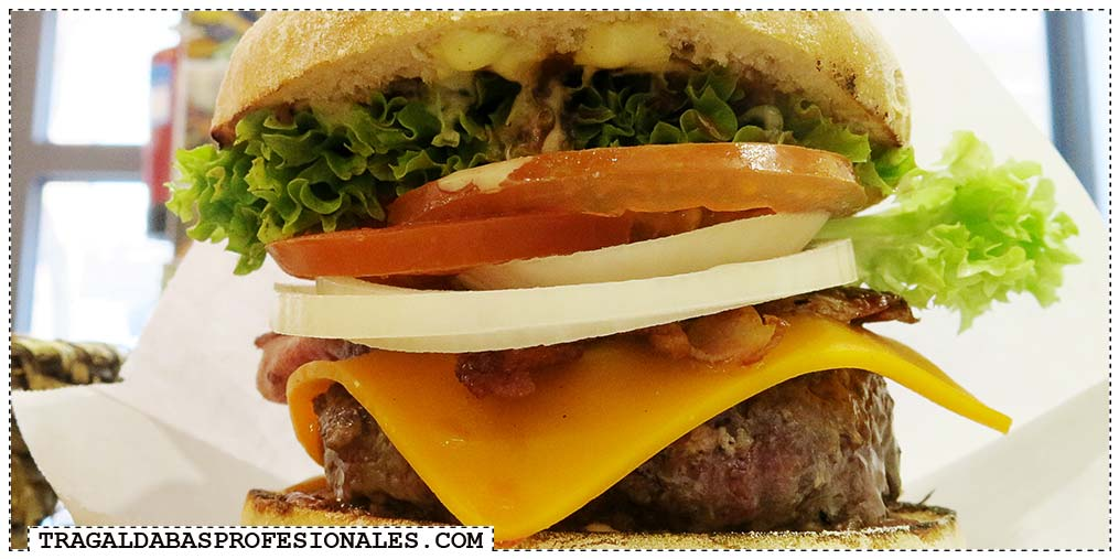 Tragaldabas Profesionales - Ruta de la hamburguesa en Madrid