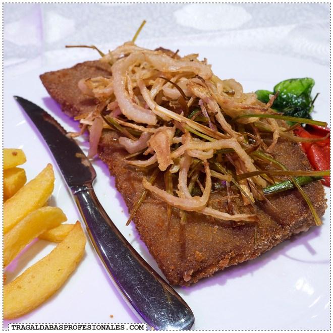 Comer cachopo en Madrid - Ruta del cachopo en Madrid
