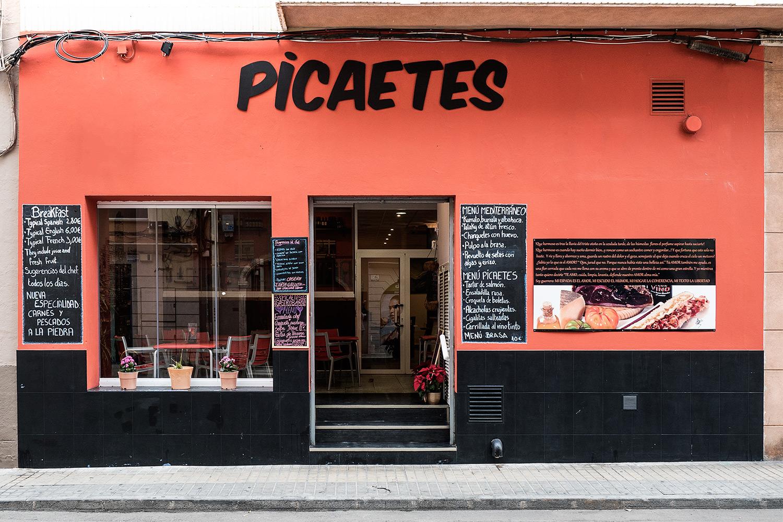 Restaurante Gastrobar Picaetes Denia - Tragaldabas Profesionales