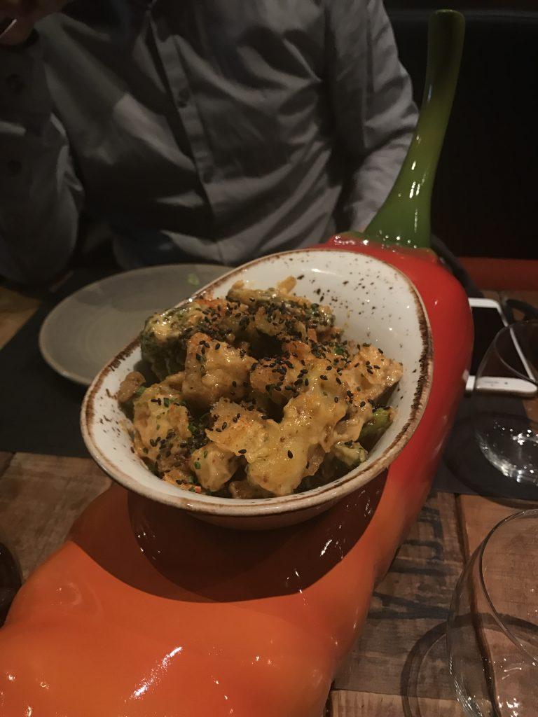 tempura - canalla bistro