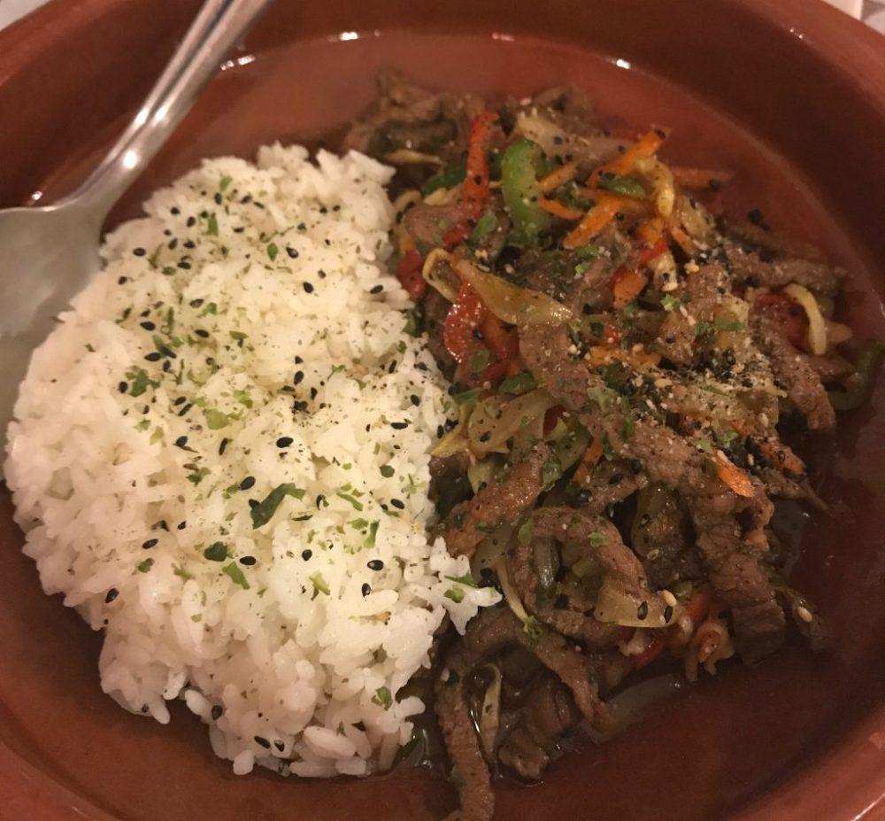 Bulgogi - Korean Sushi