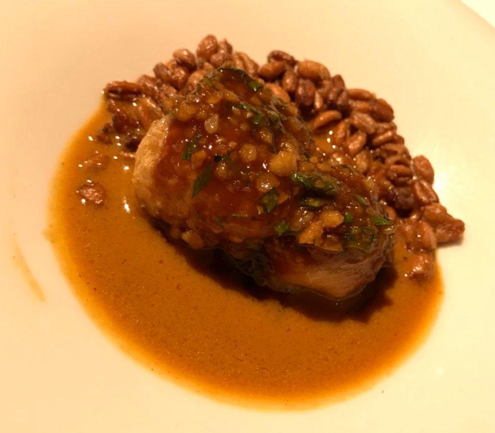 Pollo frito de corral- La Salita