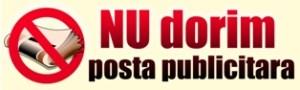 NU-posta-publicitara