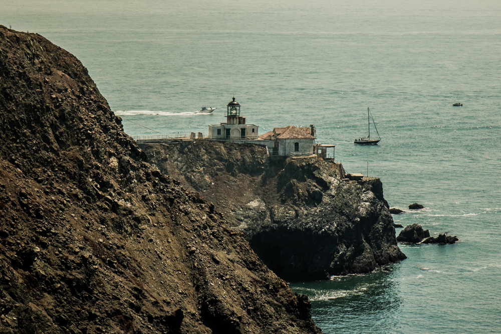 Best Photography Spots - Marin Headlands - Point Bonita Lighthouse