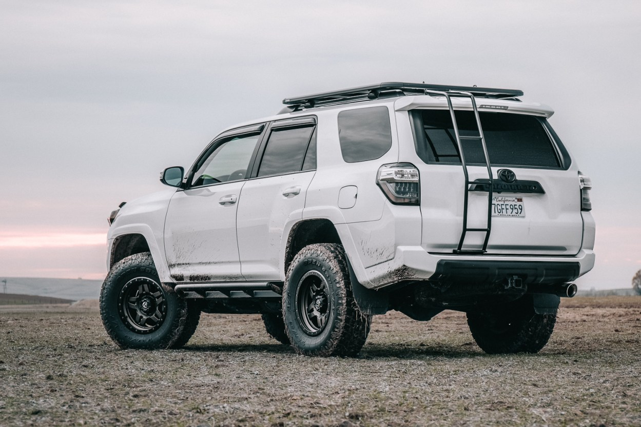 4Runner vs Jeep Wrangler vs Jeep Cherokee • My Off Road Radio
